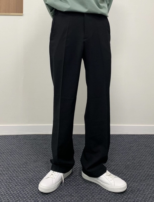 Banding semiwide run slacks